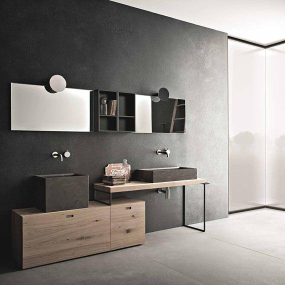 Oltre 25 fantastiche idee su mobili contemporanei su - Mobili bagno contemporanei ...