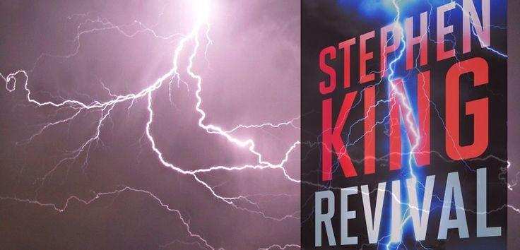 Revival, lo último de Stephen King llegará a España el 10 de septiembre - http://www.todoereaders.com/revival-lo-ultimo-de-stephen-king-llegara-a-espana-el-10-de-septiembre.html