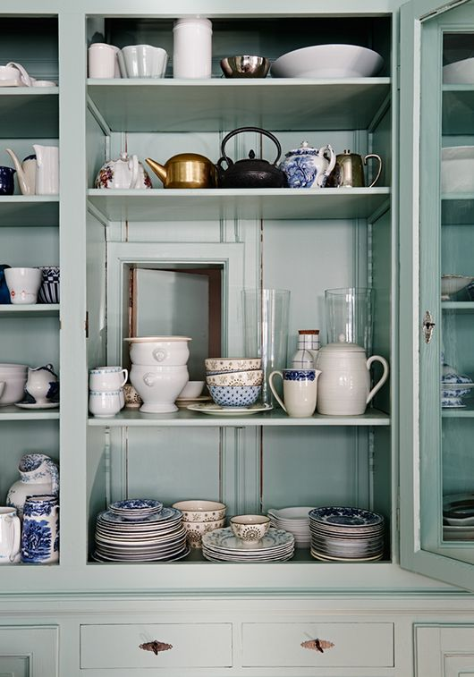 Mint Green Kitchen Shelving Sfgirlbybay