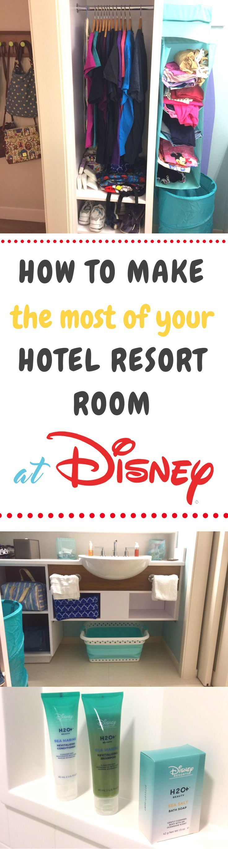 How to Make the Most of Your Hotel Resort Room at Disney. family travel