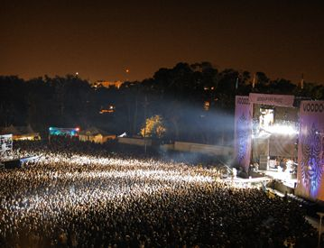 New Orleans Voodoo Fest. October. Jack White. Yes. #crazyVooDooFest.com #crazyNewOrleans  2013 @TheCrazyCities will be there!!!