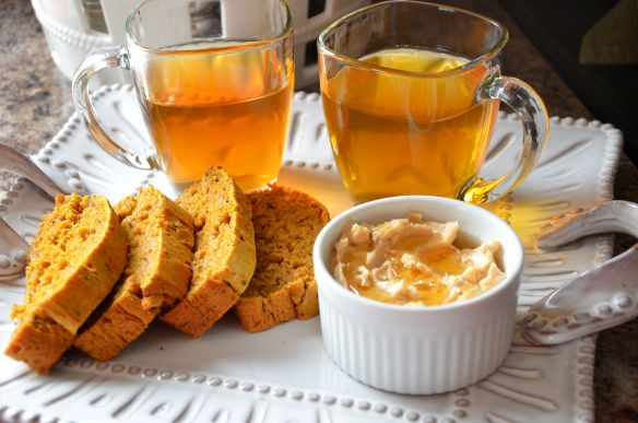 Cinnamon Toast With Butter And Honey Recipe — Dishmaps