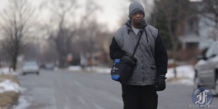 This Man Walks 21 Miles To Work And Back Every Day for the last 10 years, And Now Others Want To Lend A Helping Hand