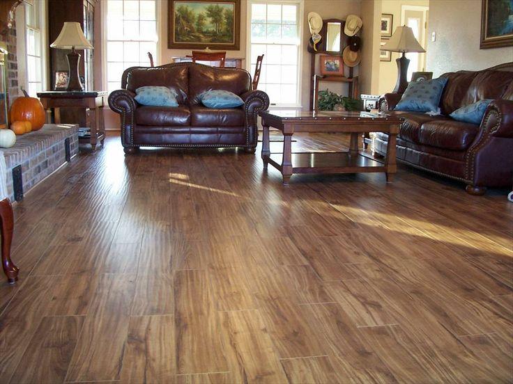 BuildDirect Laminate Flooring 12mm Acacia