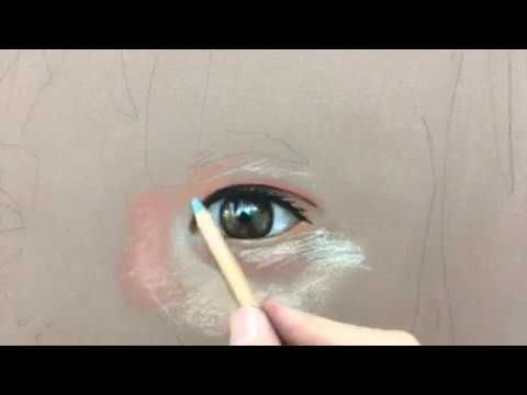 Real time Drawing - Hyperrealistic Art - Millani - YouTube