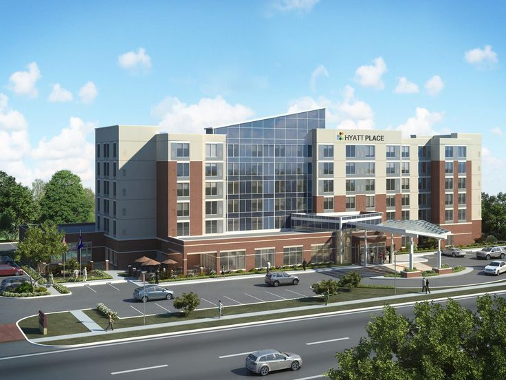 Charlottesville Va Hyatt Place Hotel United States North America Stop At