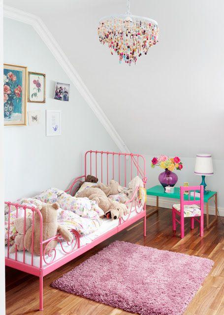 Cama Minnen… ¿Tienes que decorar la habitación infantil