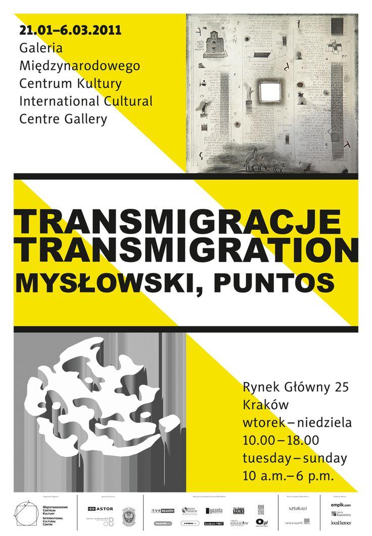 Transmigracje (21.01-6.03.2011)