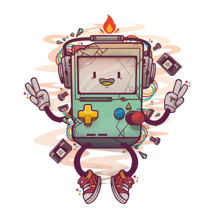 BMO LOVE on Wacom Gallery