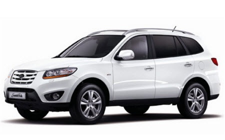 Hyundai Santa Fe SUV Car Model details, Engine, Power Transmission, shades, Car Pics Gallery. Browse through the section for new 2013 Hyundai Santa Fe SUV Car specifications details and prices.