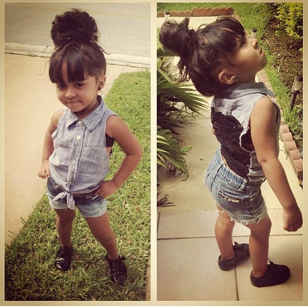 115 best images about Little girl swag on Pinterest | My ...