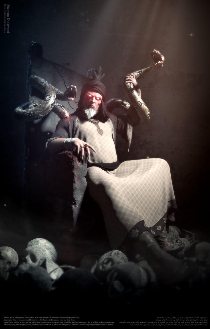 #anatomy#pose#3dmodeling#3dcharacter#Zbrush#3dmax#maya#Sculpt#3dmodeler#Sculptor#fantasy#fun#render#keyshot#character#shahramdinarvand#Animation#Render#vray#zahhak#king#persian#persianking#final#Finalrender