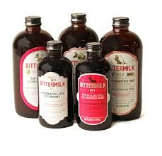 bittermilks from barsho