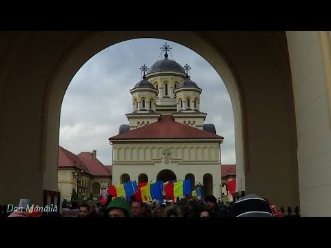 Alba Iulia - 1 Decembrie 2015