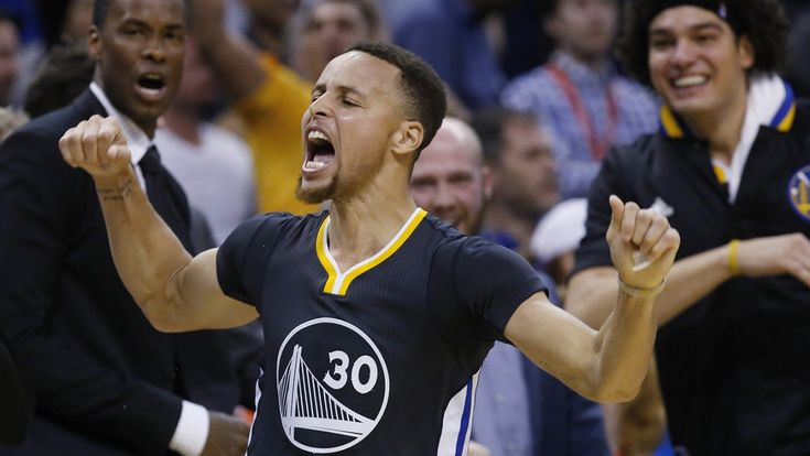 Stephen Curry Drops 46, Sinks Game-Winner