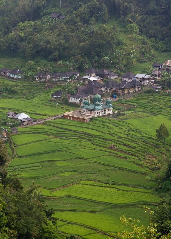 Saujana, West Sumatra, Indonesia