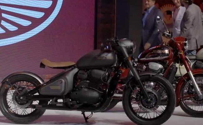 Jawa Perak Offered With 100 Per Cent Finance Bobber Bobber