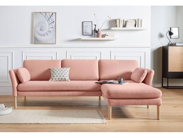 Andas Ecksofa Helsingborg Mit Recamierenabschluss Im Skandinavisch Couch Home Home Decor