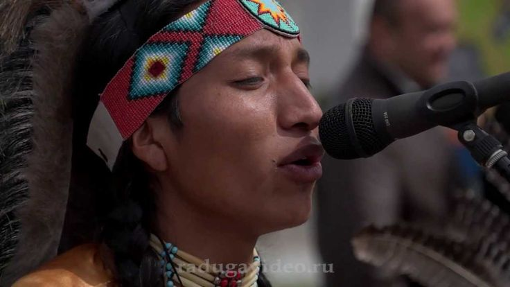 "Wayra Ñan ""En la loma"". .native american dance"