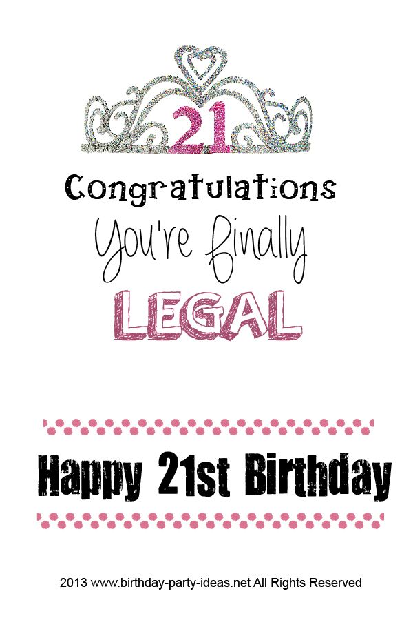 Best 25 21 birthday quotes ideas – 21st Birthday Card Sayings