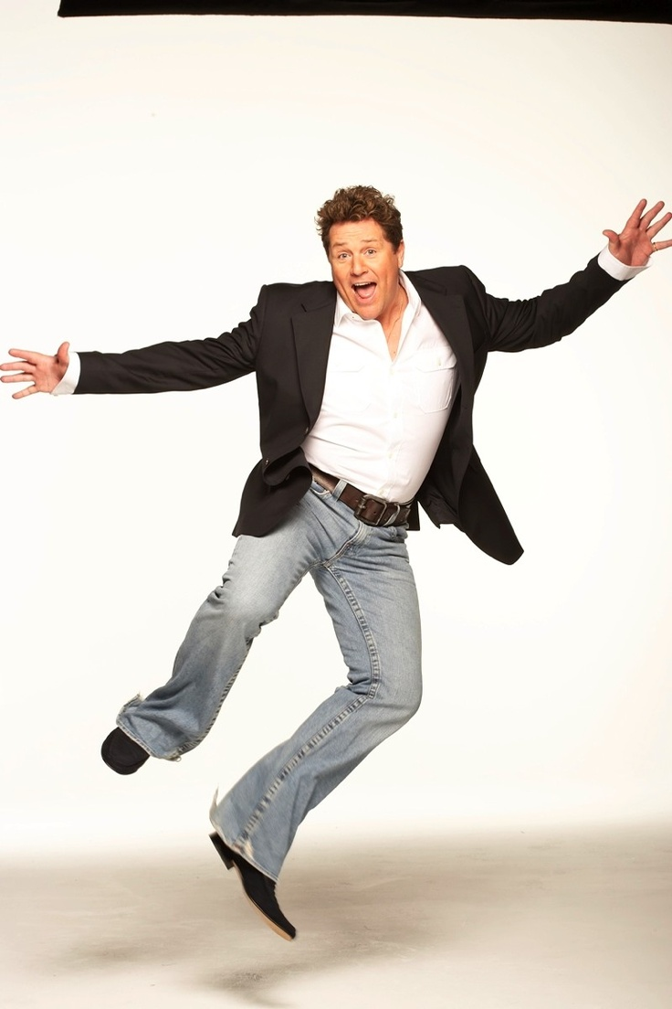 Michael Ball | It's official best actor in a musical ... Second time winner.