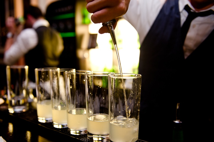 The Honest Group - Tanqueray Bar Design and Build