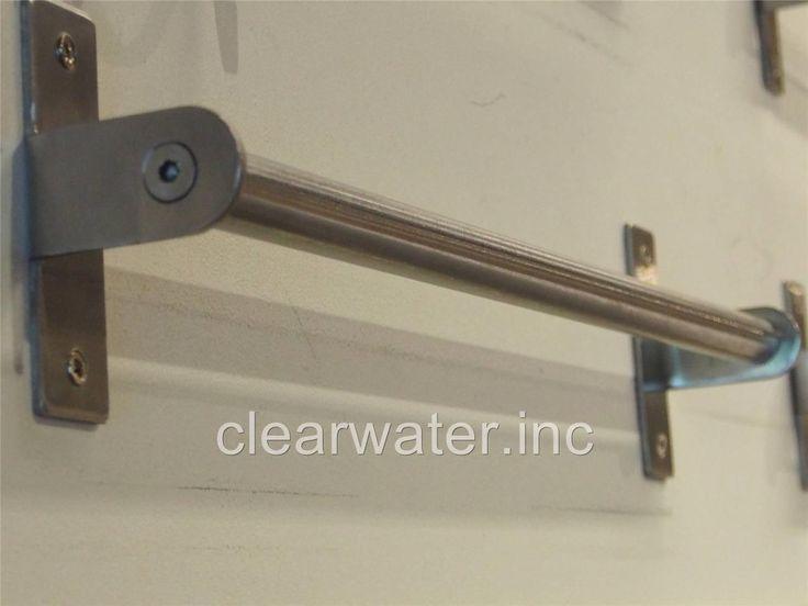 IKEA Grundtal 40cm Stainless Steel Rail Cutlery Caddy Utensil Pot Pan Lid Holder | eBay