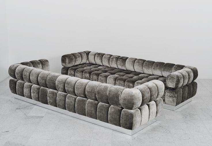 Todd Merrill Custom Originals, The Standard Tufted Sofa, USA , 2016