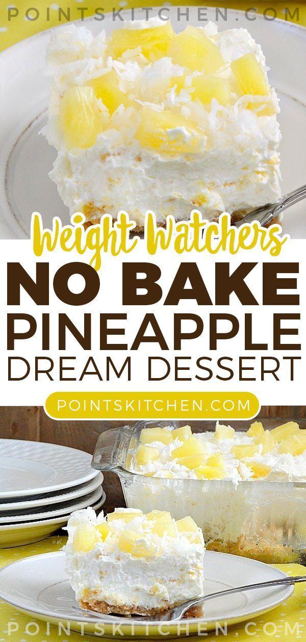 Pin On Easy Ww Dessert Recipes