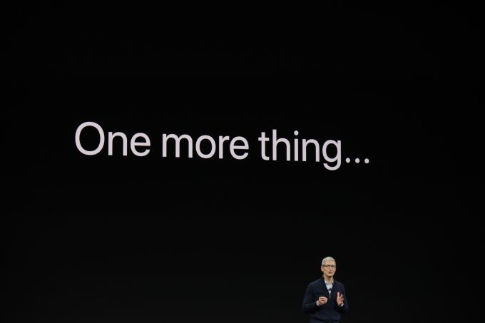 Apple slides through its iPhone X event without any major surprises for Wall Street