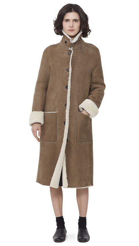 25  cute Sheepskin coat ideas on Pinterest | Sheepskin jacket ...