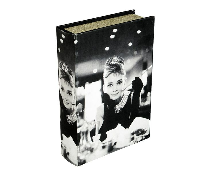 Storage Book   Audrey Hepburn Audrey Hepburn Storage Book Is An Attractive  Storage Alternative, Displaying