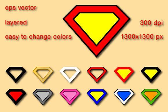 Super diamonds by stockimagefolio on @creativemarket