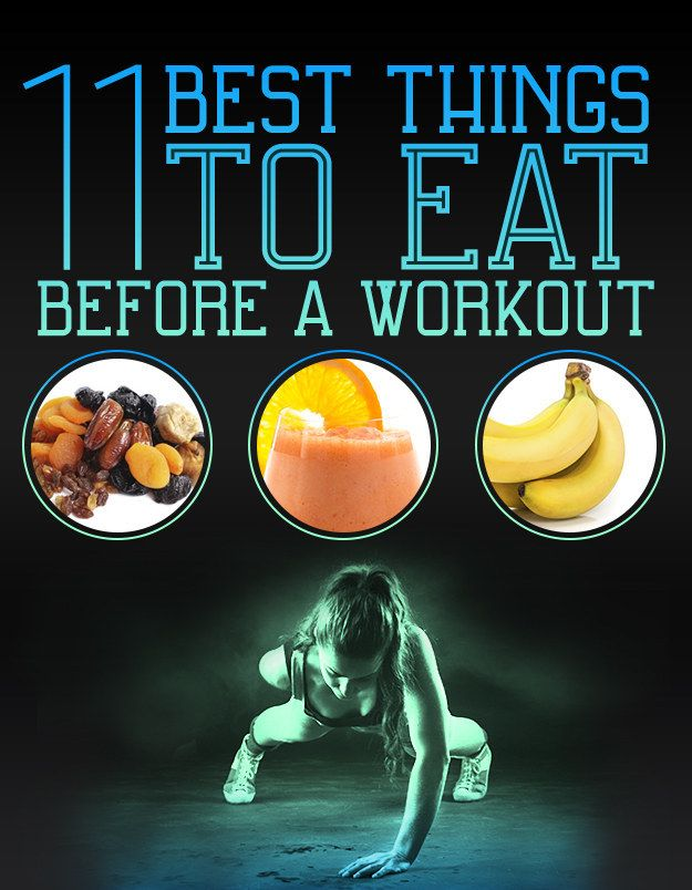 It's important to know what to eat before a workout. Check it out here. Get your pre-workout snacks from Duane Reade!
