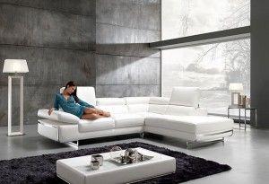 LIVE  -  composizione divano ad angolo. -  SOFA' CLUB