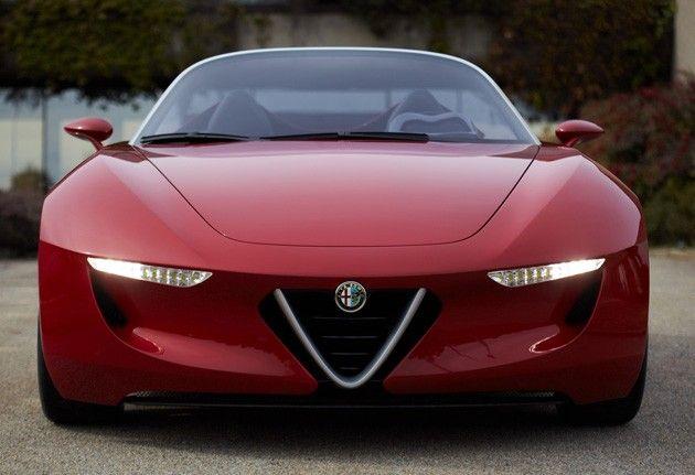 【噂】アルファロメオが、ジュネーブモーターショーで新しいコンセプトカーを発表か?  - Autoblog 日本版