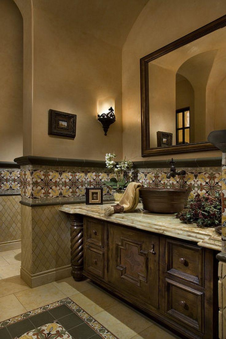 Best 25 Tuscan Bathroom Decor Ideas On Pinterest Tuscan Bathroom Bath Tub Decor Ideas And