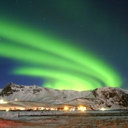 In this guided tour you will visit the exciting winter destination Iceland, where Northern lights often dance in the sky and the nature is d...