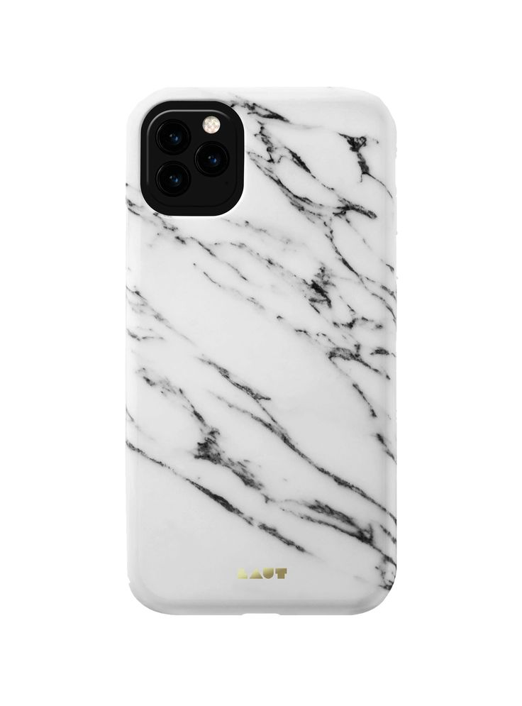 Get the laut laut white marble huex elements for iphone 11
