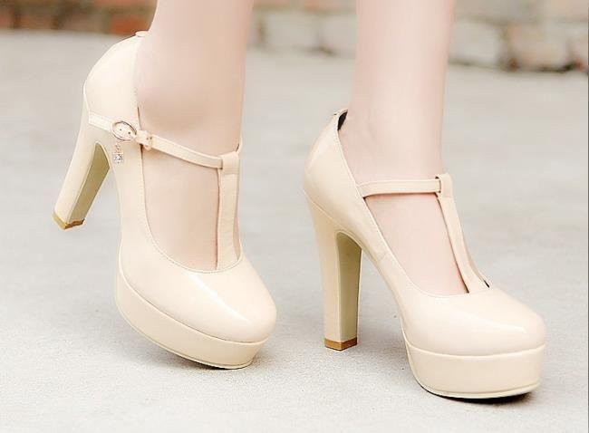 Туфли на 10 сантиметров каблук
