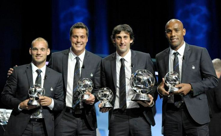 four great champions