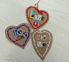 valentine's day ziploc bags