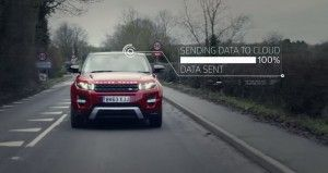 Land Rover Pothole Alert Technology