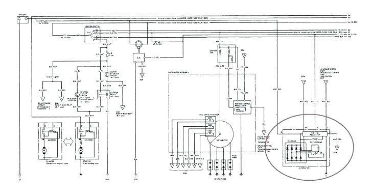 2000 honda civic wiring harness diagram  2000 honda civic