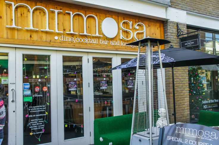 12 Bars, Cafes and Restaurants in Cardiff: mimosa restaurant