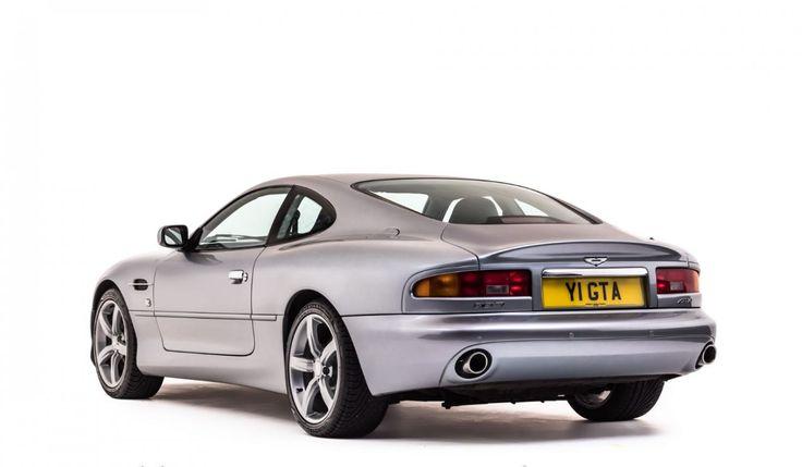2003 Aston Martin DB7 Vantage GTA