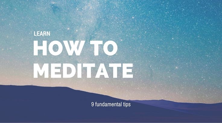So, here there are nine practical tips, which can be useful if you want to get close to meditation: https://mind-globe.com/how-to-learn-meditation/