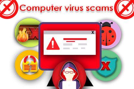 Computer Virus Scam