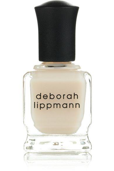 Deborah Lippmann - Rejuvenating Base Coat - Turn Back Time - Colorless