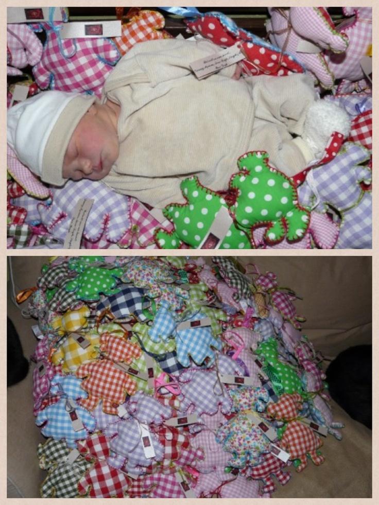 geboortecadeautjes Rose-Leigh...150 meisjes